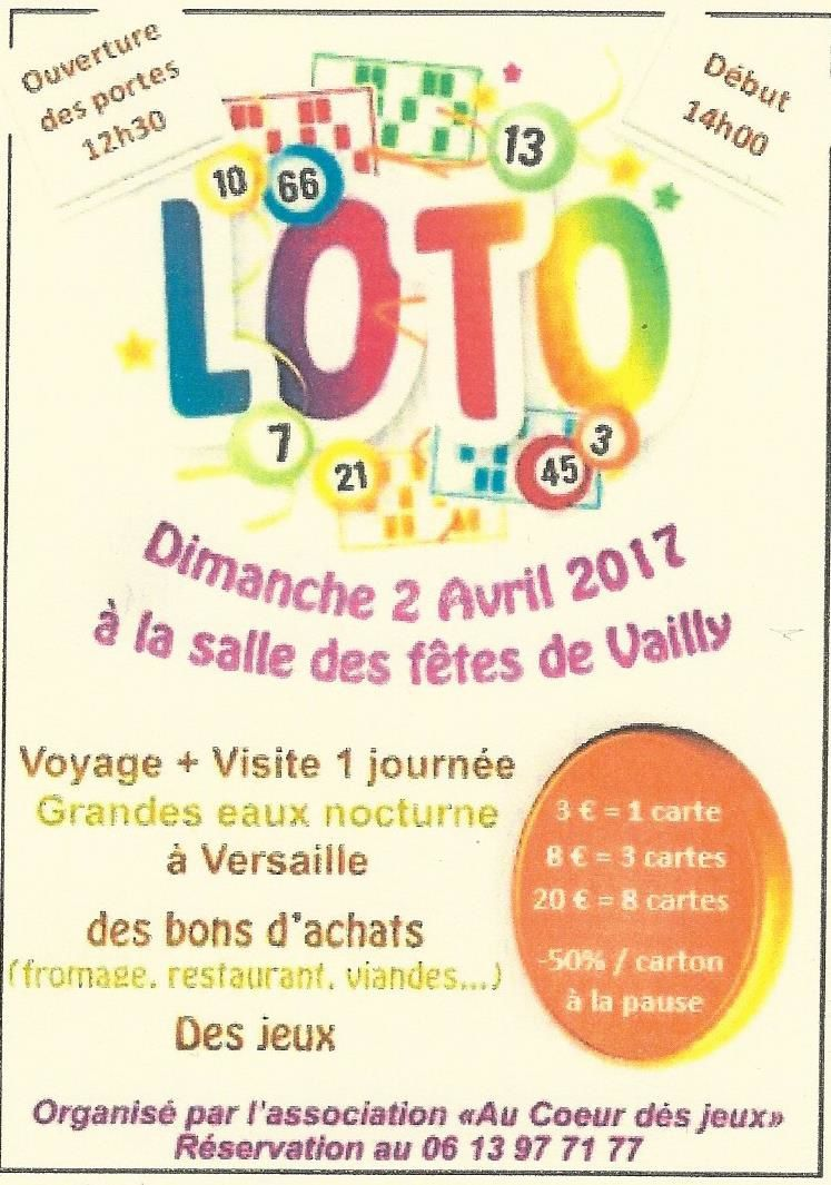 LOTO à Vailly