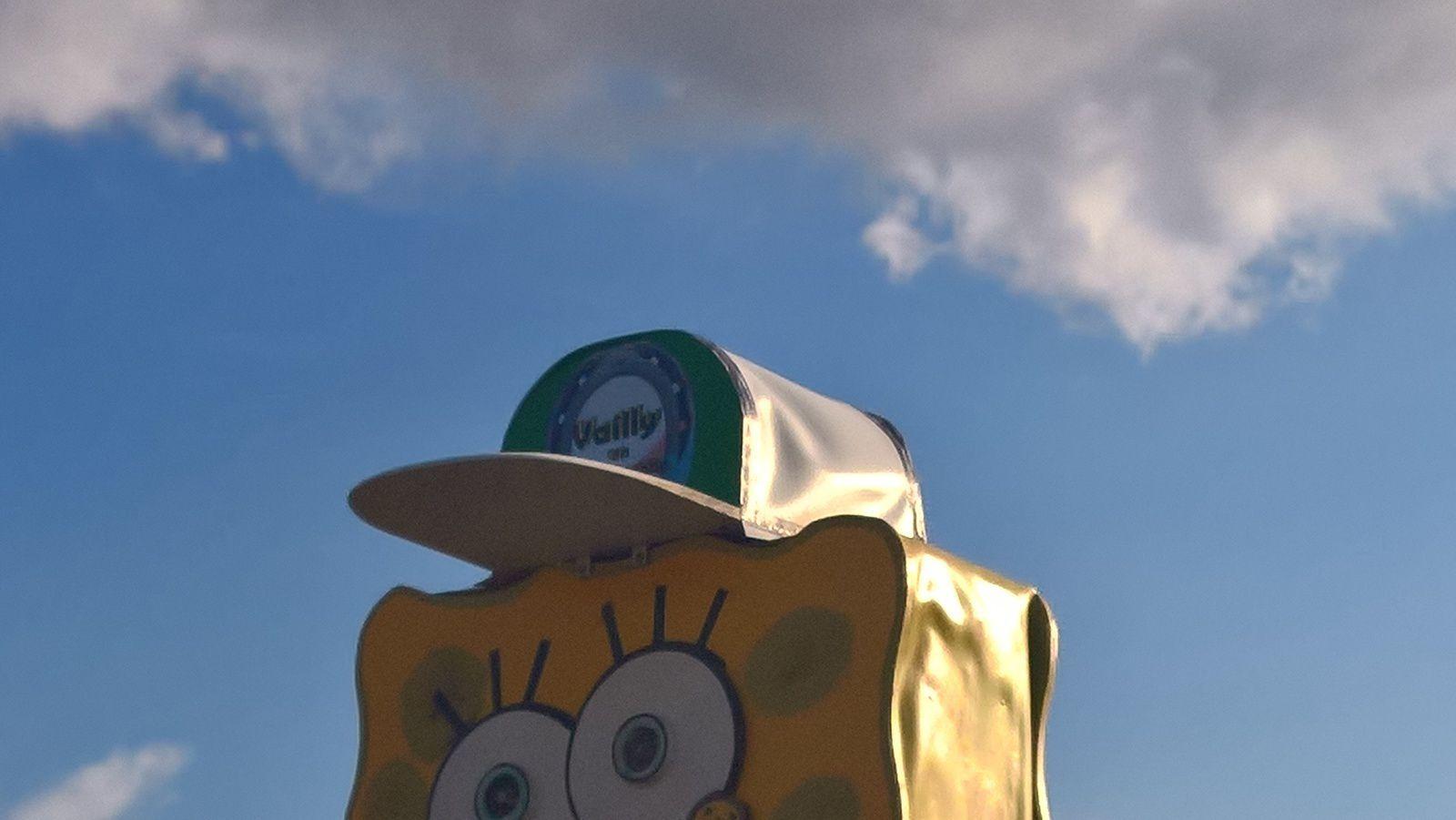 La casquette de Bob . . .