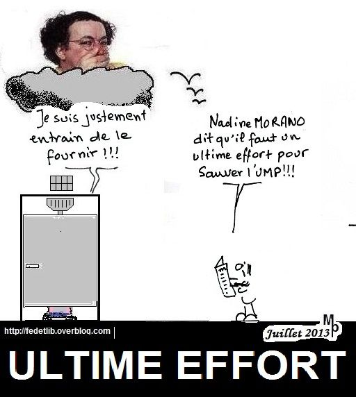 ULTIME EFFORT