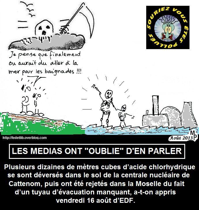 POLLUTION, DE MIEUX EN MIEUX