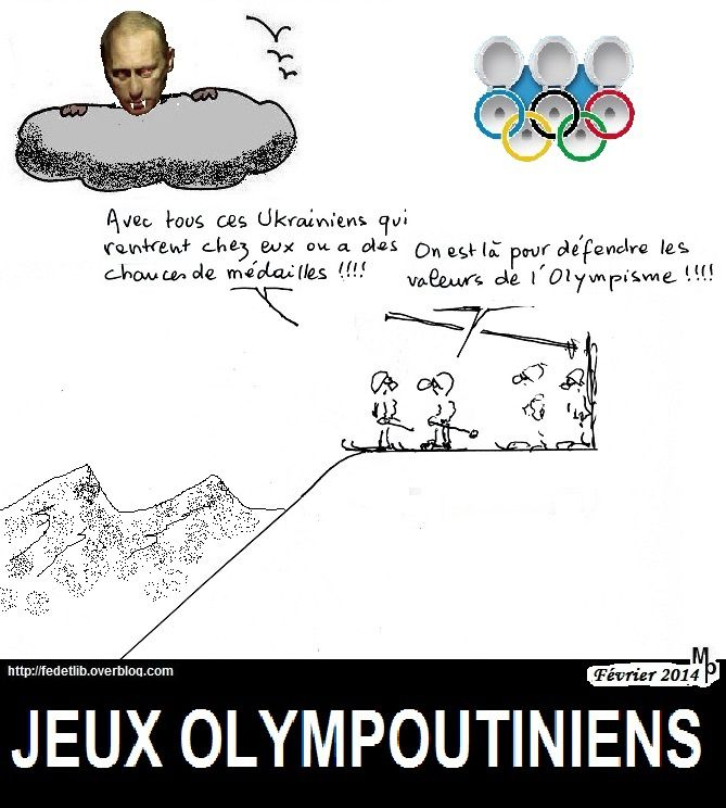 JEUX OLYMPOUTINIENS