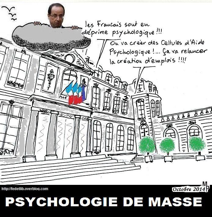 PSYCHOLOGIE DE MASSE