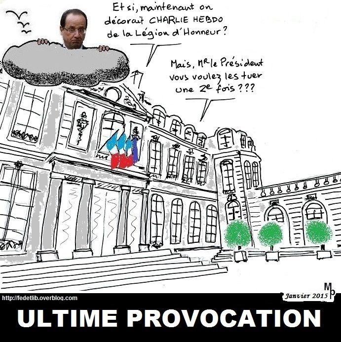 ULTIME PROVOCATION