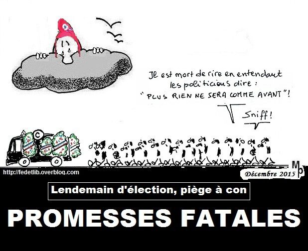 PROMESSES FATALES