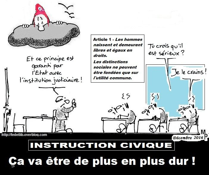 INSTRUCTION CIVIQUE
