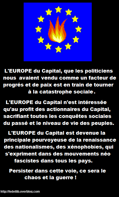 EUROPE : 60 ANS
