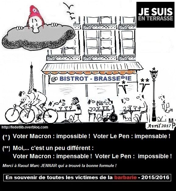 IMPOSSIBLE/IMPENSABLE
