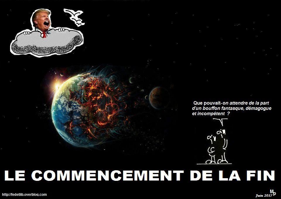 COMMENCEMENT DE LA FIN