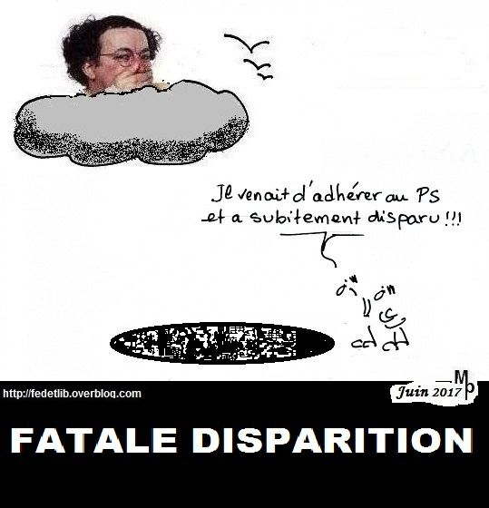 FATALE DISPARITION
