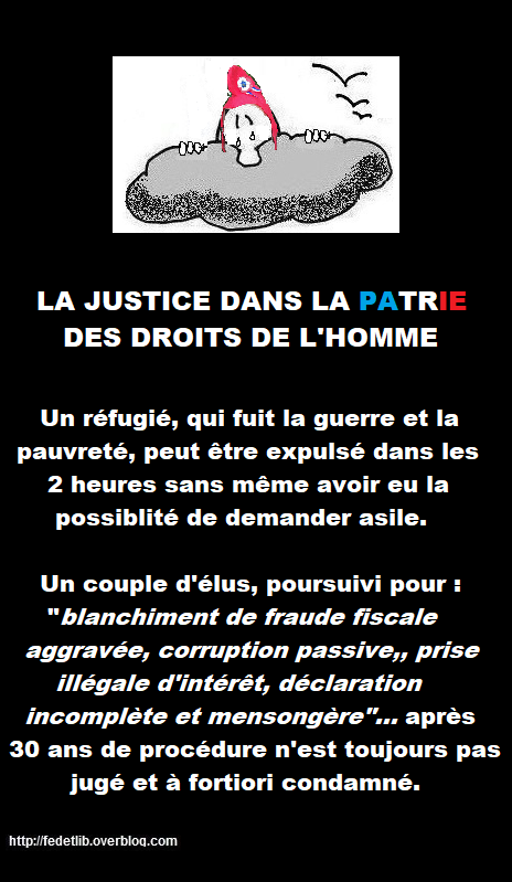 JUSTICE / SPECIAL : ABOLITION DES PRIVILEGES