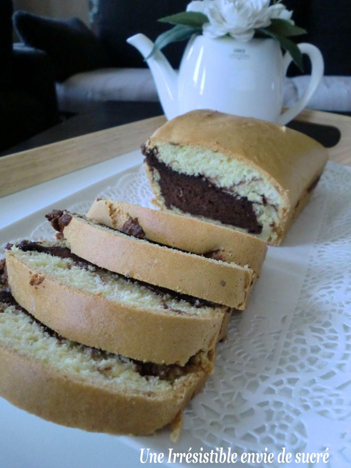 cake au nutella ultra moelleux. Black Bedroom Furniture Sets. Home Design Ideas