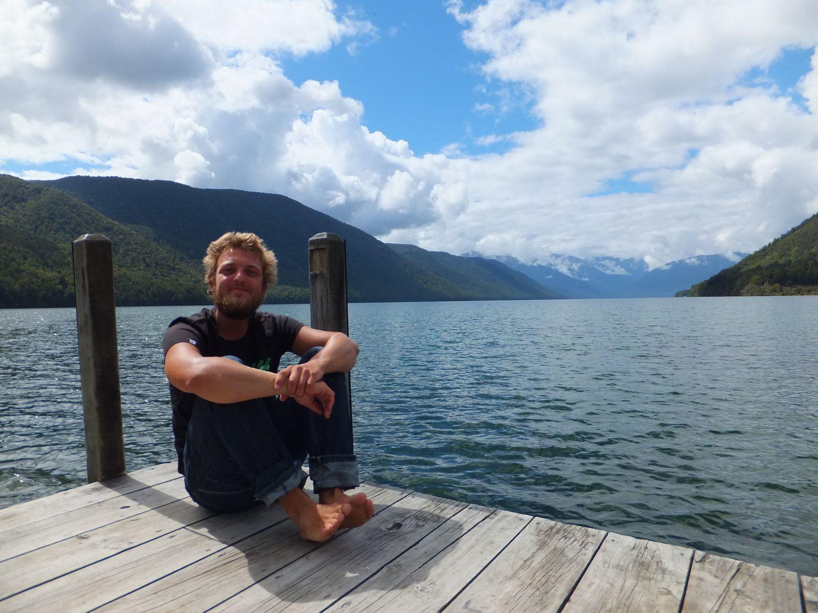 2ème Nelson Lake : Rotoroa Lake