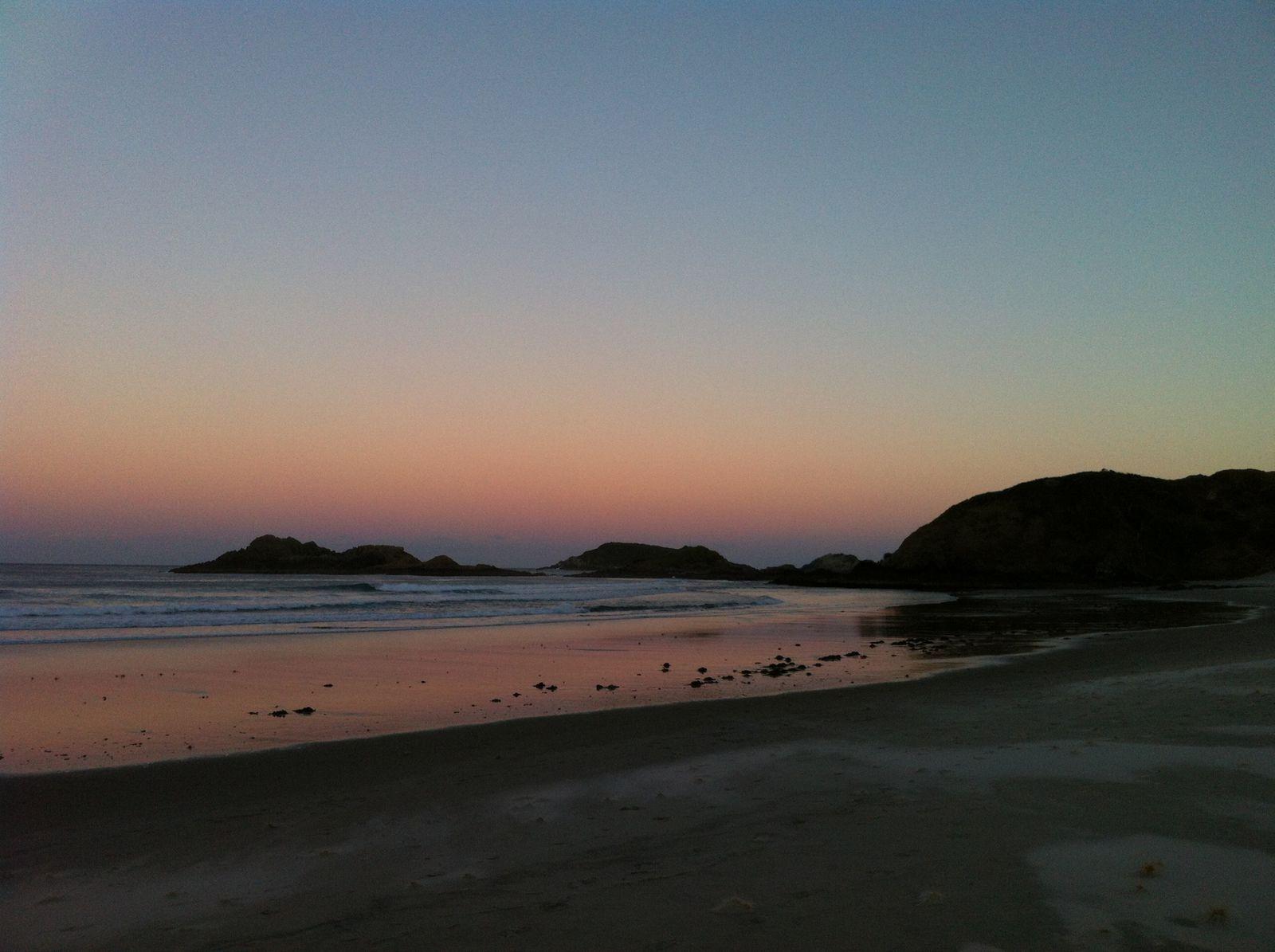 Ocean Beach by night