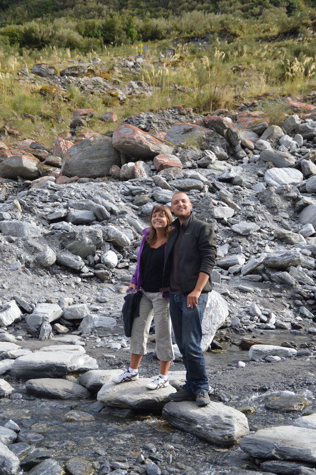 Road Trip South Island : Franz Joseph &amp&#x3B; Fox Glacier