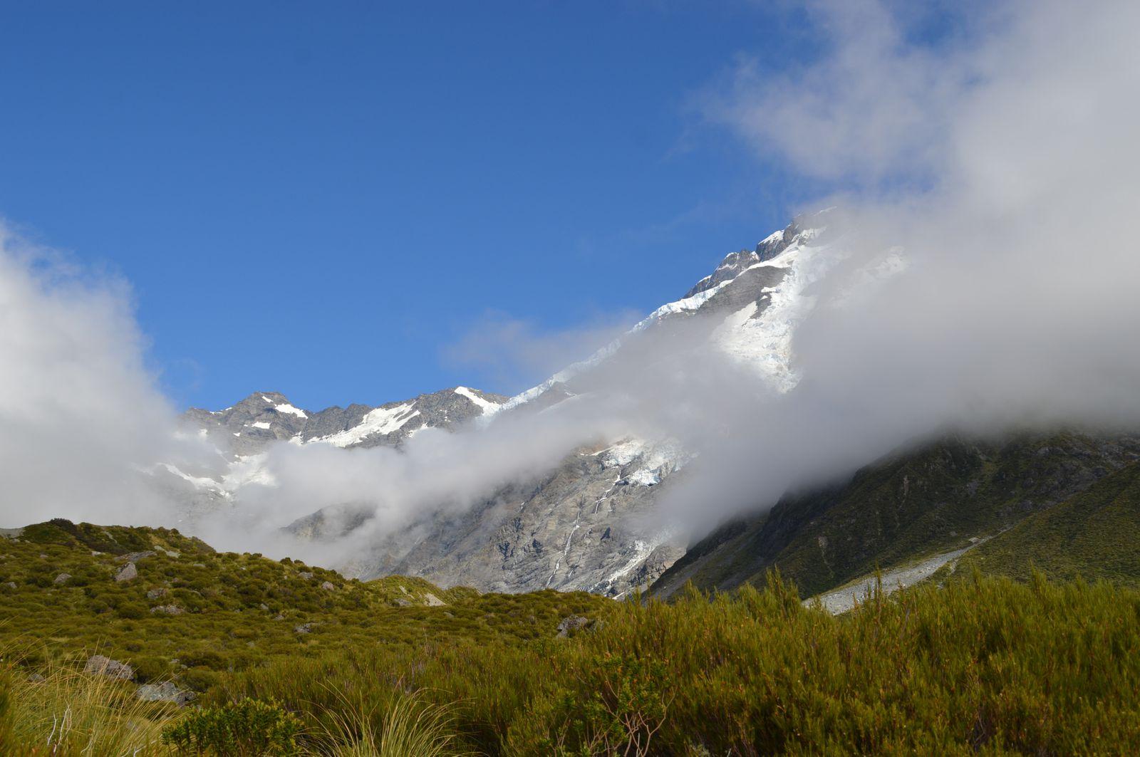 Hourra ! On a trouvé le Mont Cook !