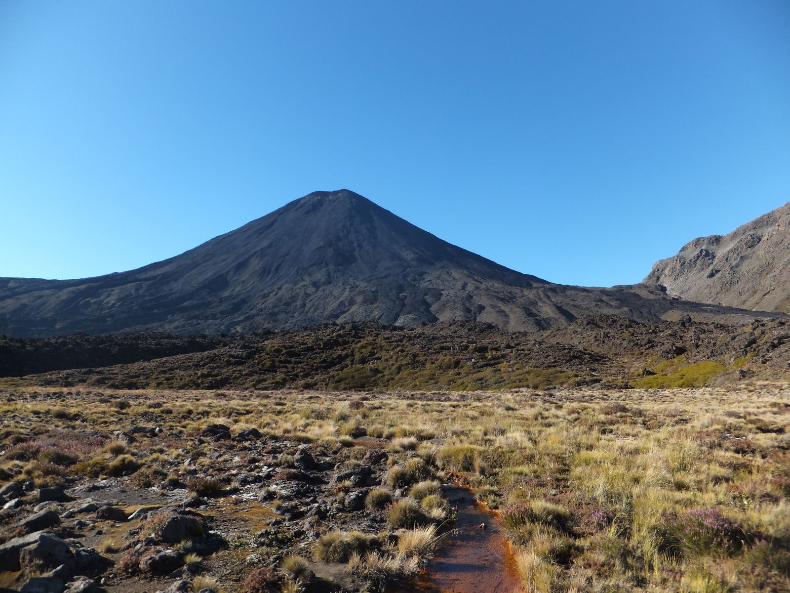 Le Tongariro Alpine Crossing, ascension en pays Mordor !