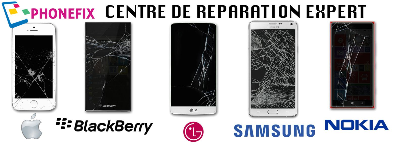reparation iphone ipad et smartphone