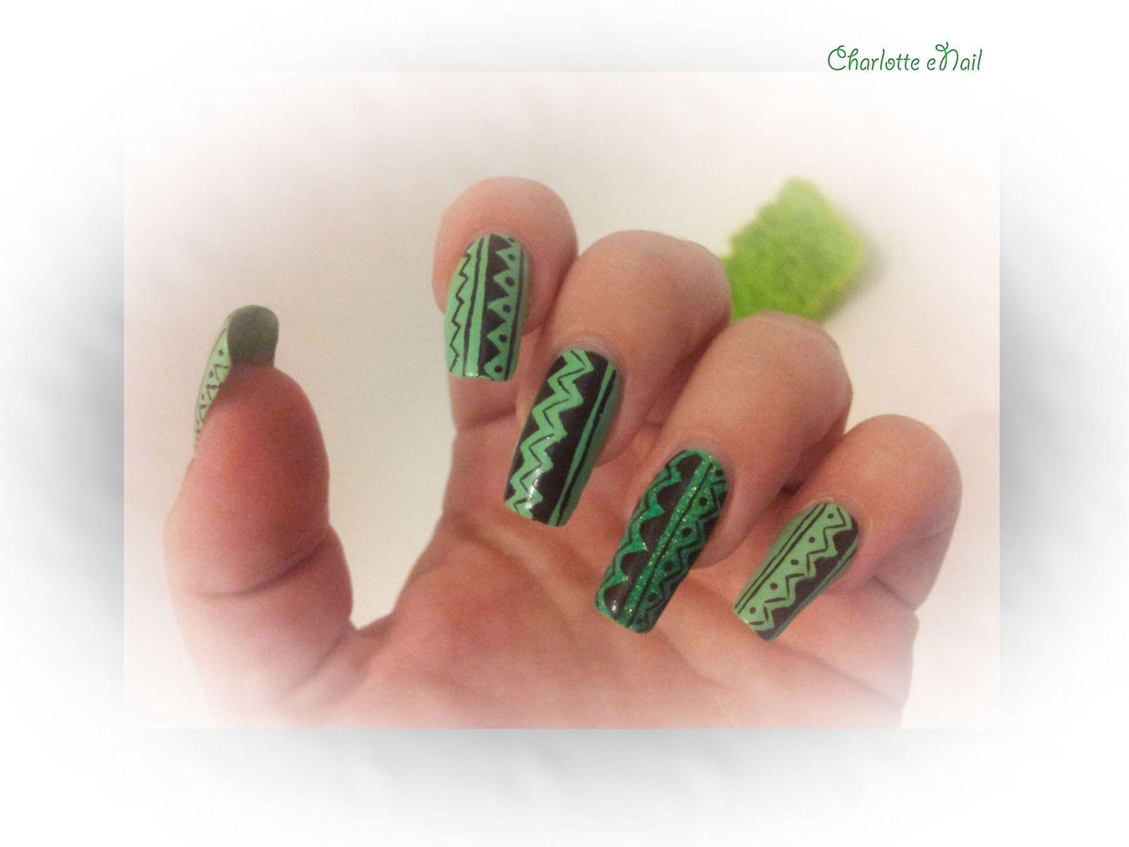 Nail art : FUN