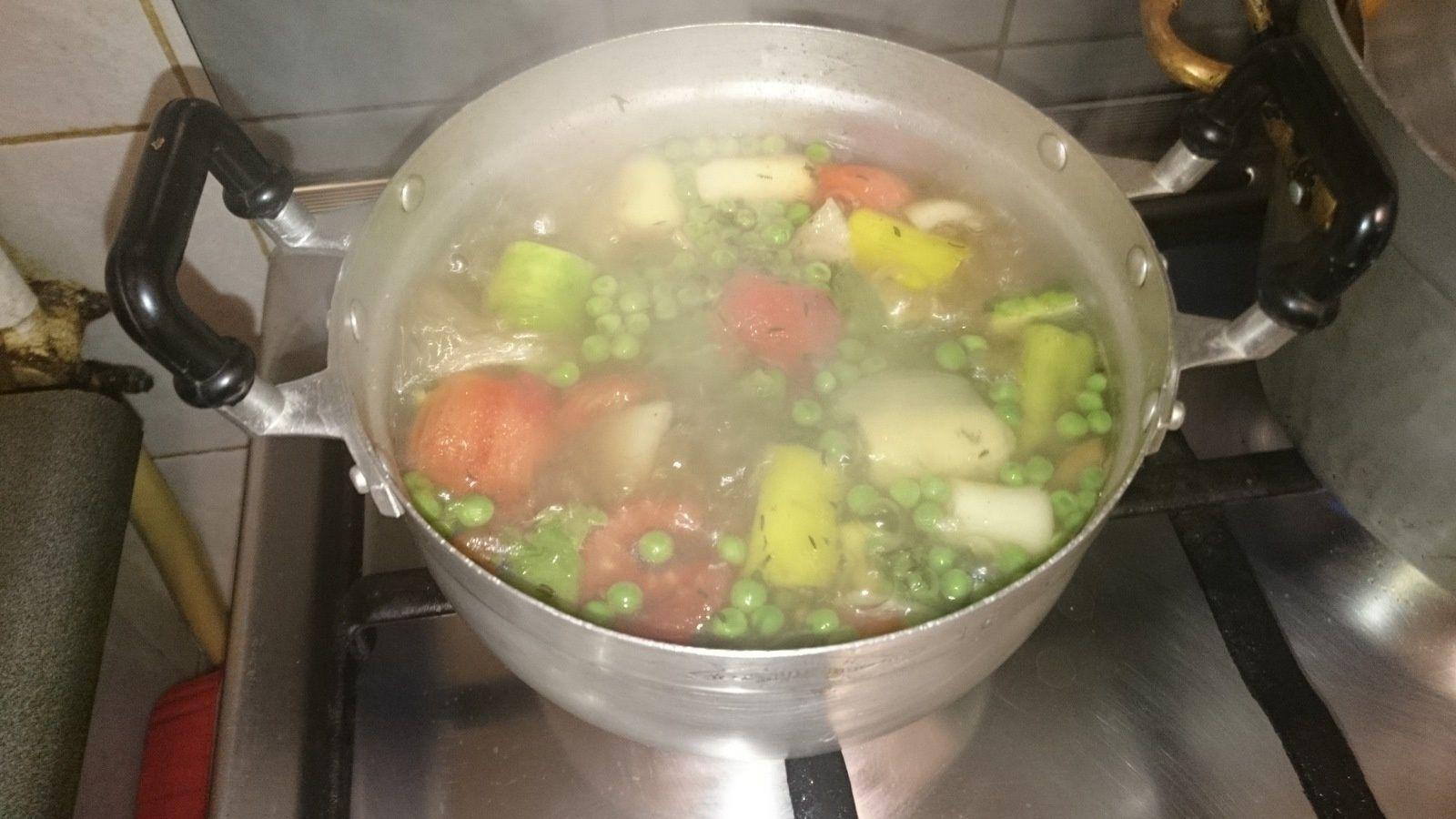 JOUR 1 - Soupe Party!