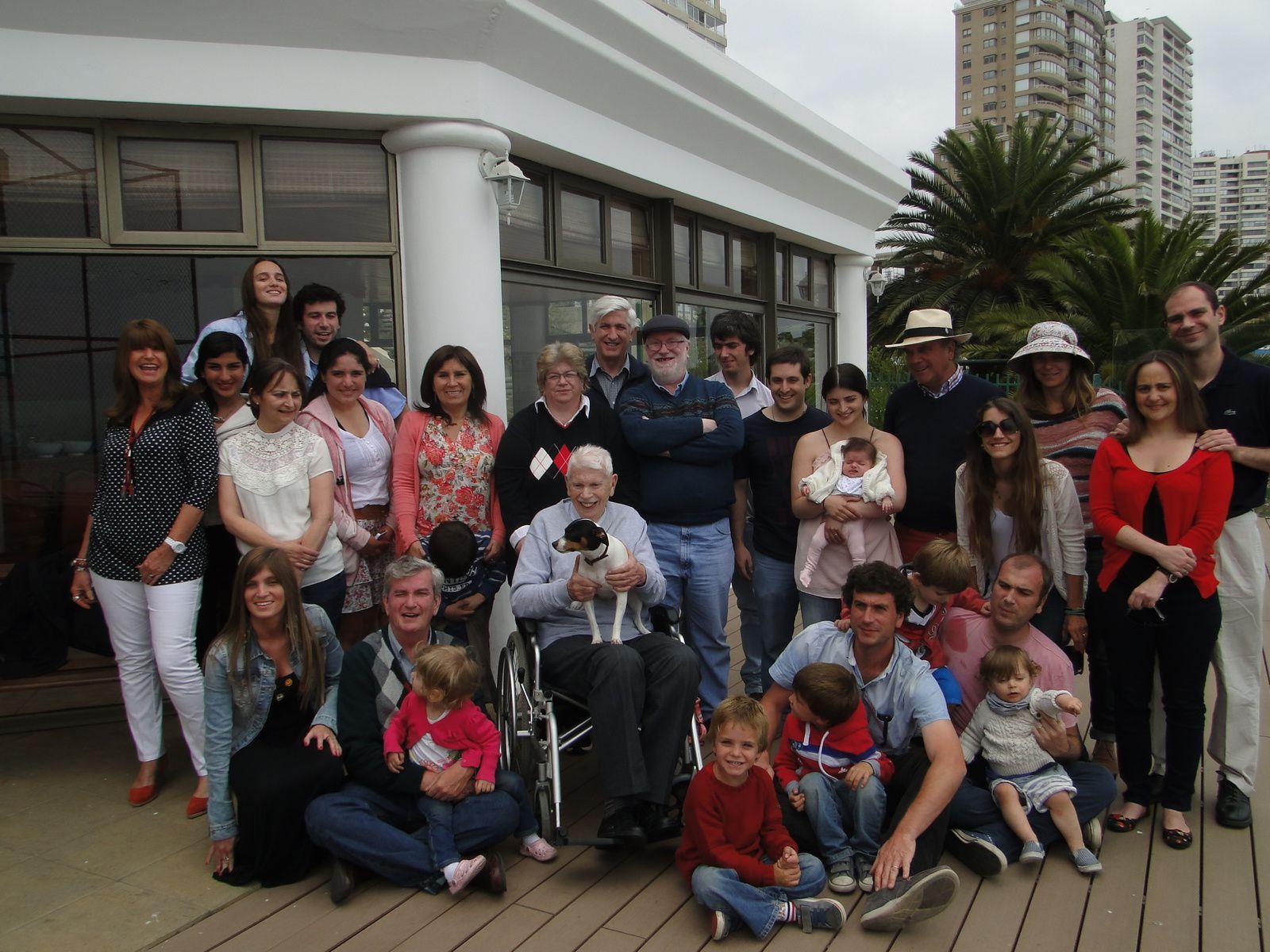 Cumpleaños Eugenio Blanco Ruiz (86 años)