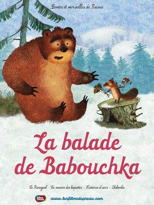 La balade de Babouchka - après-midi cinéma