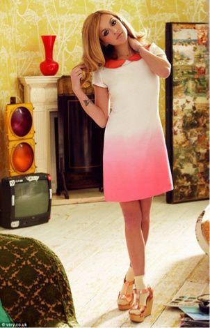 La robe col Claudine de chez Fearne Cotton