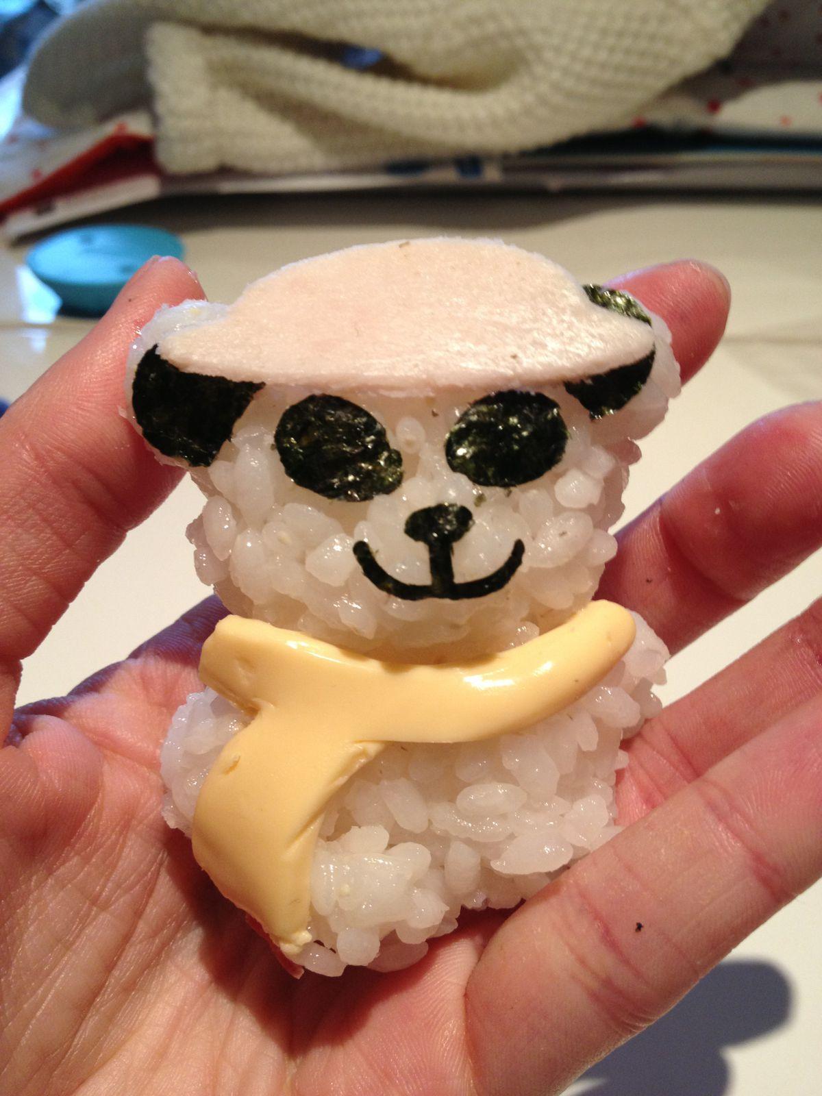 Le copain Panda