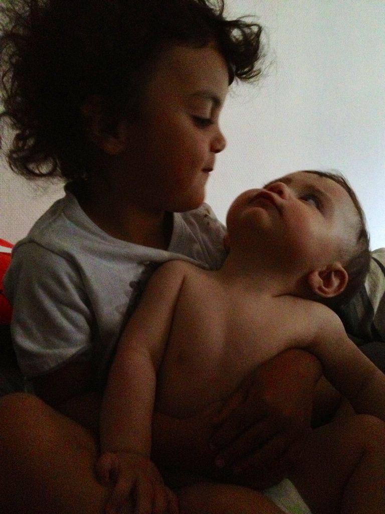 Mes enfants m'ouvrent le monde