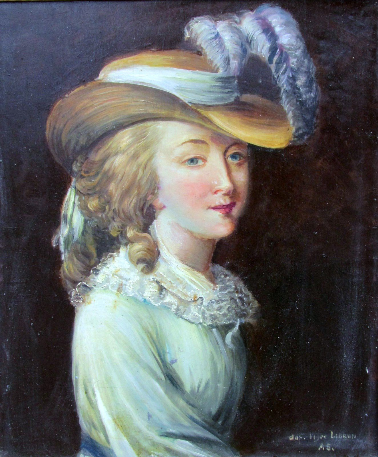Ad Simoneton , Madame du Barry .