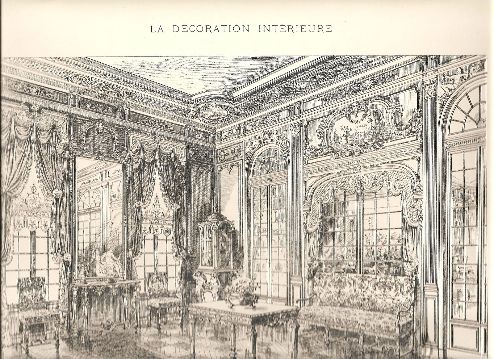 Salon Louis XIV