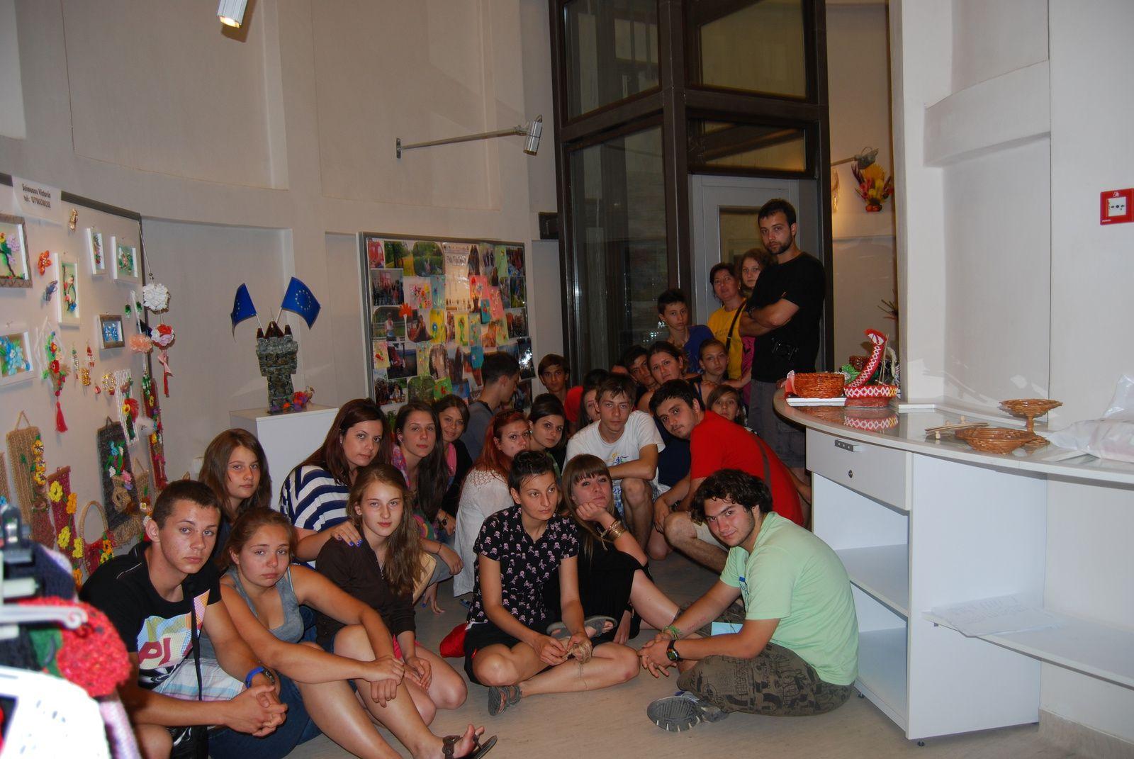 Eyouthocracy Youth Exchange-9th Day-Monday 16th july 2013-Drobeta Turnu Severin city