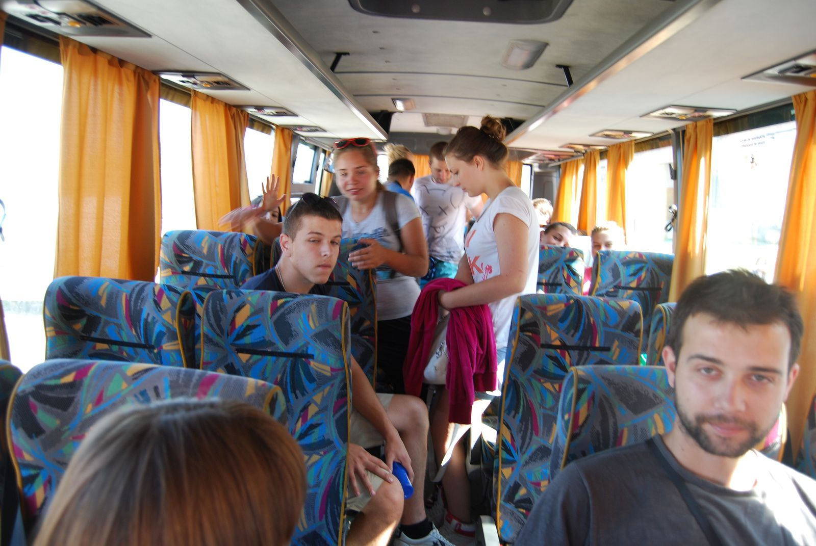 Eyouthocracy Youth Exchange-departure day-Wednesday 18th july 2013-Drobeta Turnu Severin city