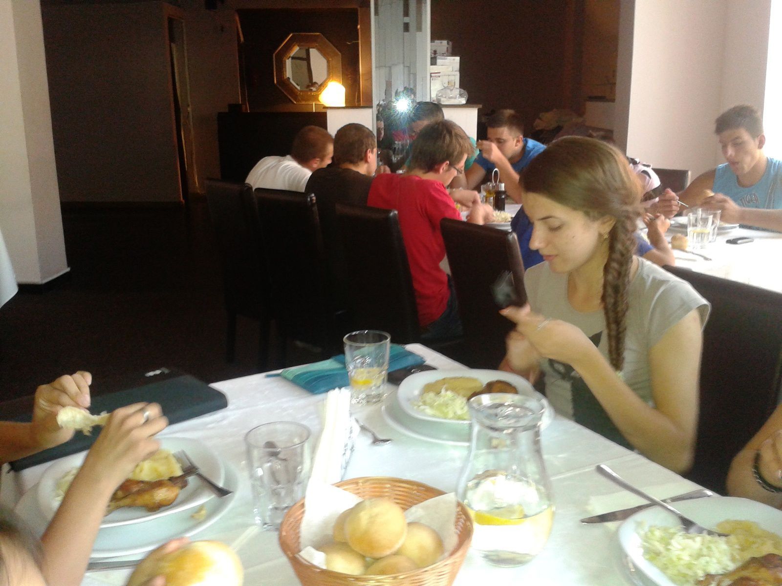 Eyouthocracy Youth Exchange-10th Day-Tuesday 17th july 2013-Drobeta Turnu Severin city