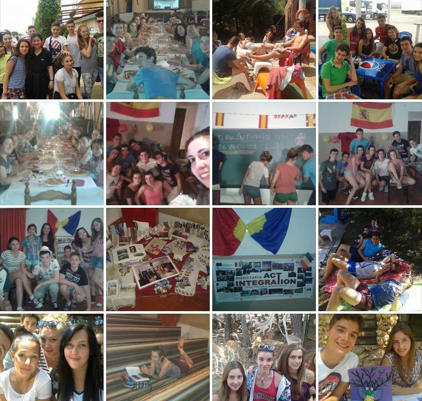 "Proiect ""Made by Erasmus"", Mobilitati ale tinerilor, Erasmus+"