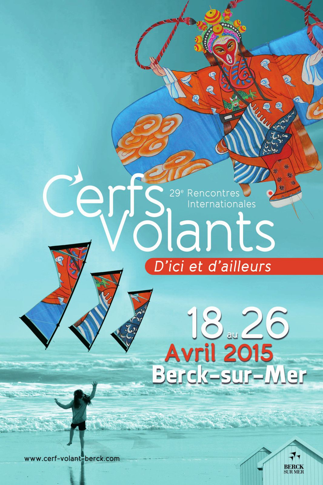 27emes rencontres internationales de cerfs-volants