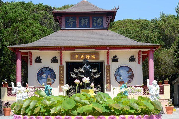Pagode Hông Hîen Tu  - FREJUS 83
