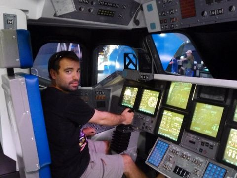 193eme jour - Kennedy Space Center (Cap Canaveral)