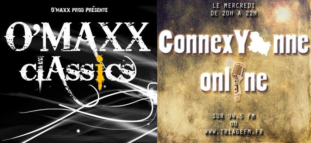 Emission du 13.03.13 avec O'Maxx Prod