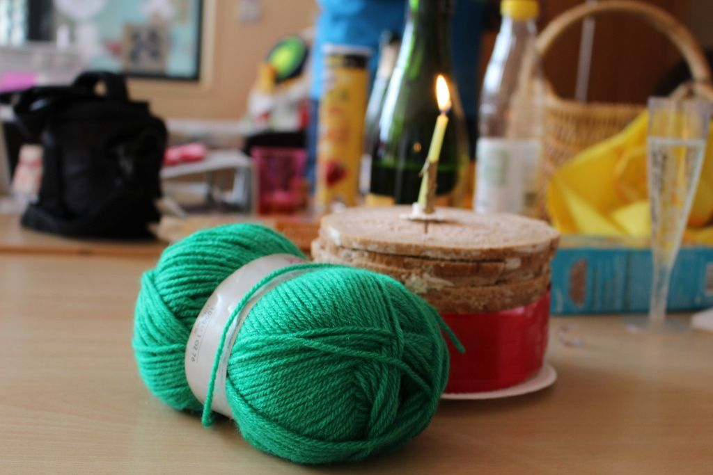 Un atelier un peu particulier... Happy Birthday !!