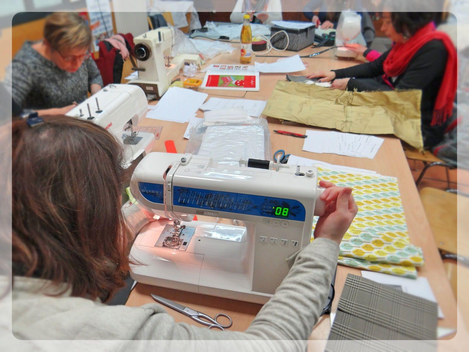 Atelier Aiguillé #18