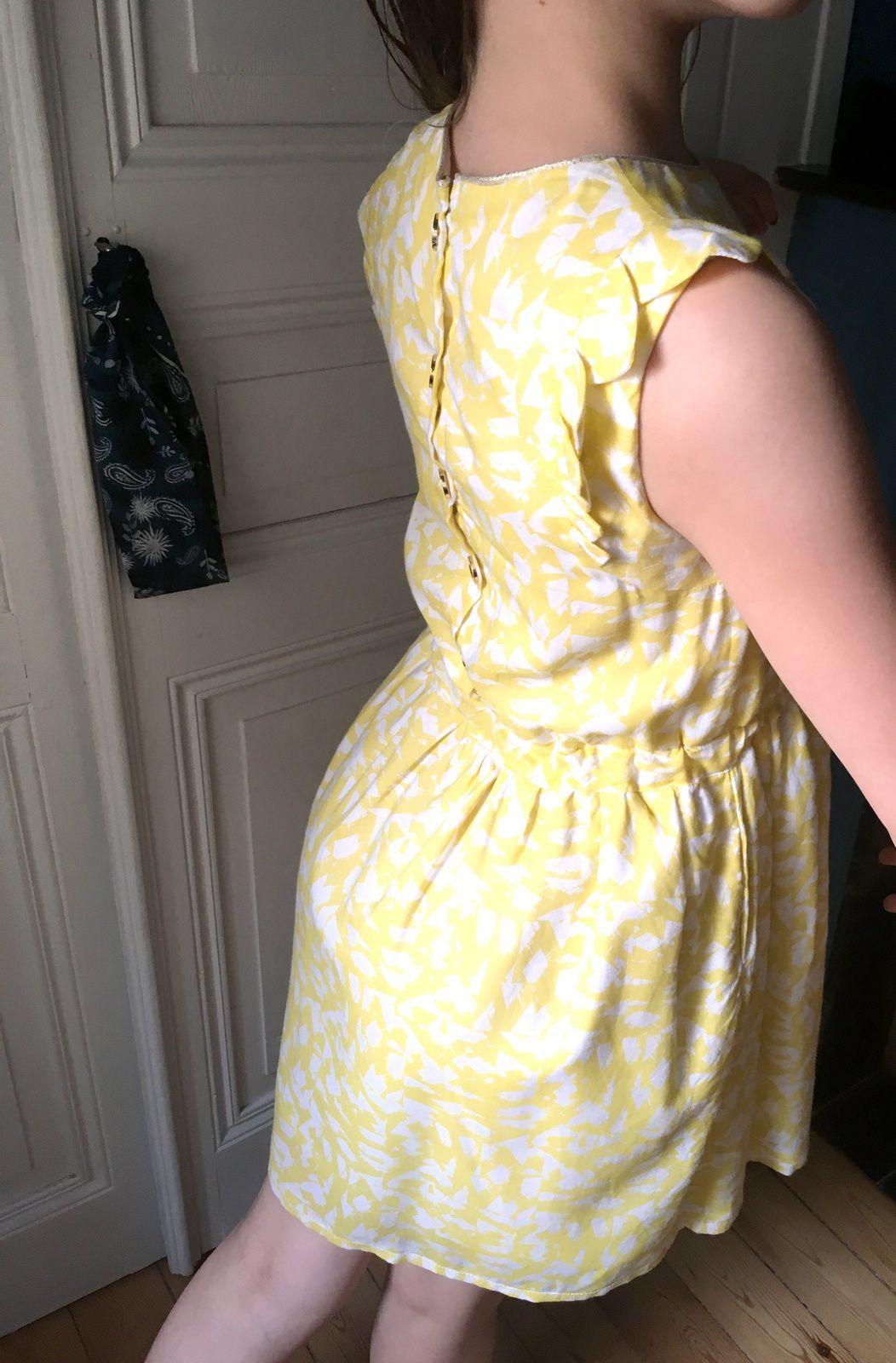 Celle qui avait aussi besoin d'une robe...