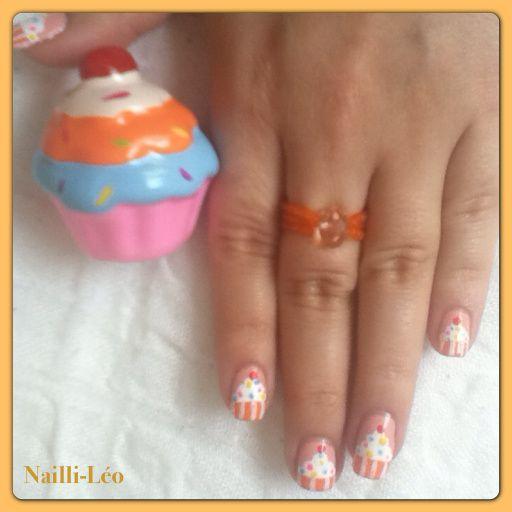 Cupcake À L'Orange