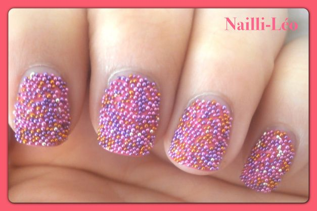 Caviar Manucure Girly