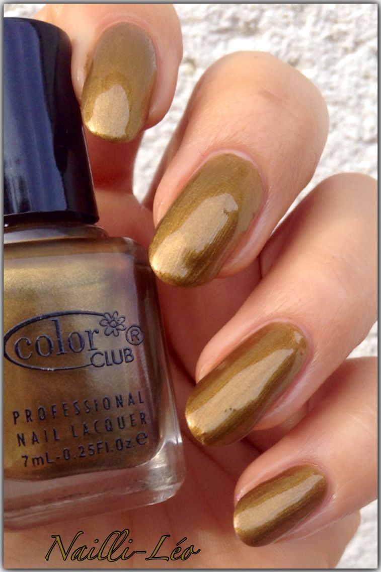 Pearl Distrisct - Color Club - Collection Girl About Town