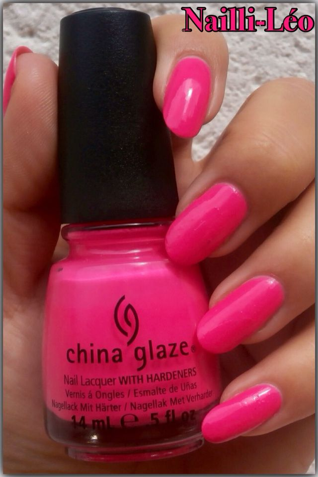 China Glaze - You Drive Me Coconuts - Collection Sunsational