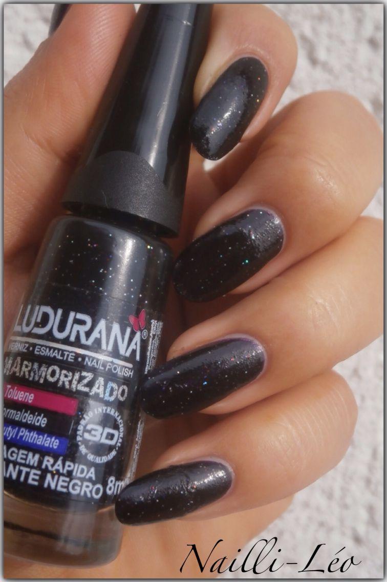 Ludrana - Marmorizado - Diamante Negro + Nouveau Partenariat Nails2000