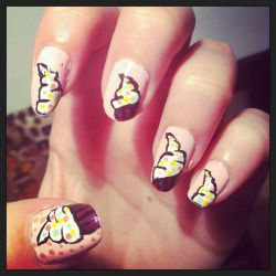 Le Nail Art Des Copines