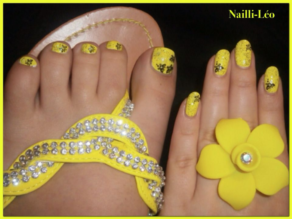 Yellow Addict For This Summer !