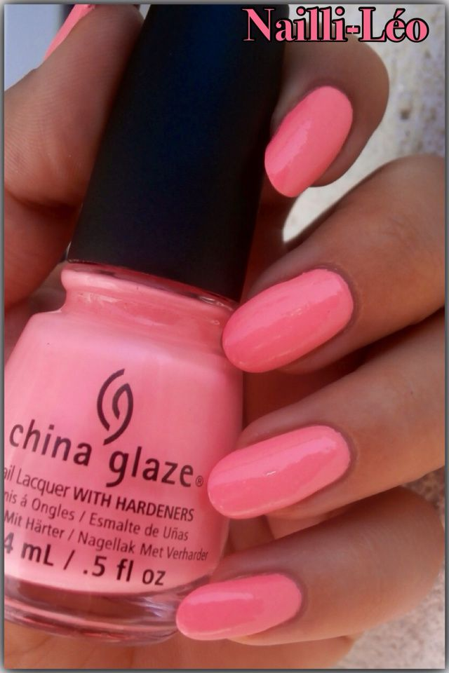 China Glaze - Neon &amp&#x3B; On &amp&#x3B; On - Collection Sunsational