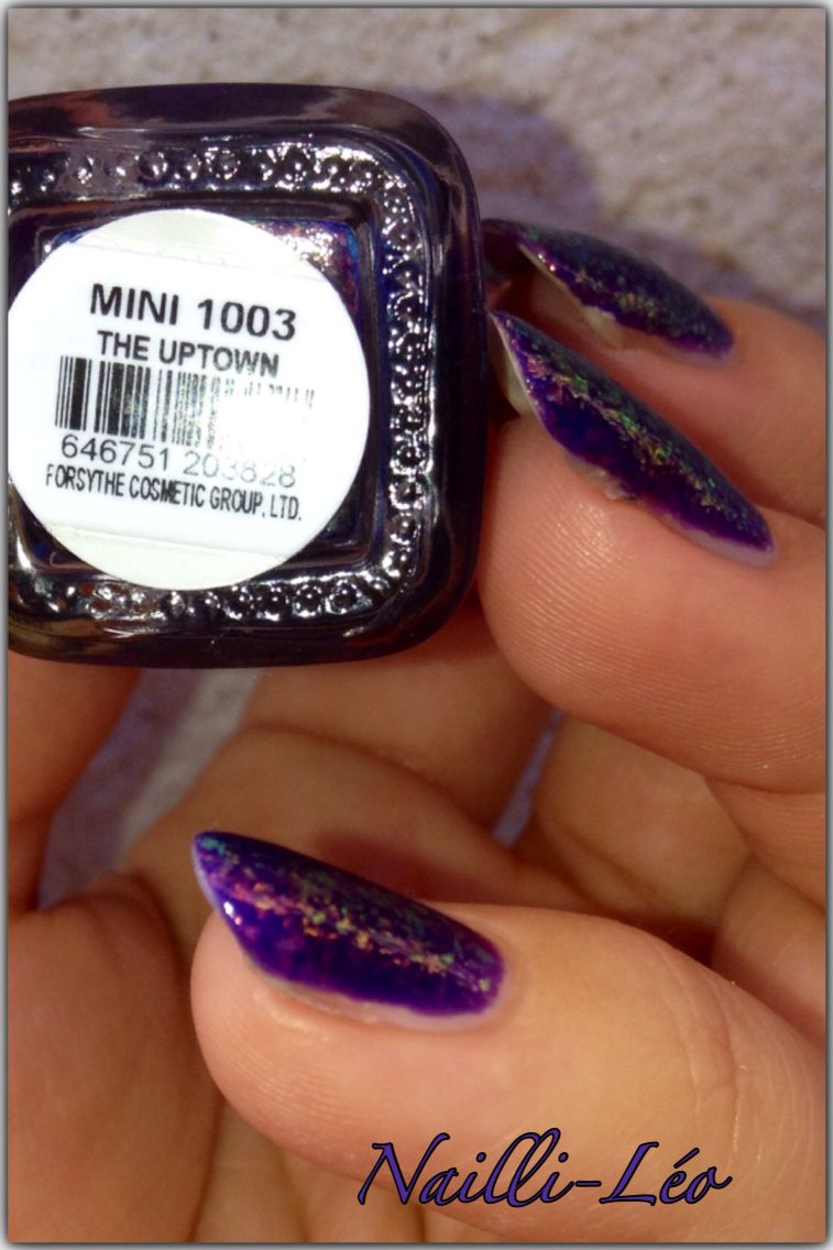 The Uptown - Color Club - Collection Girl About Town
